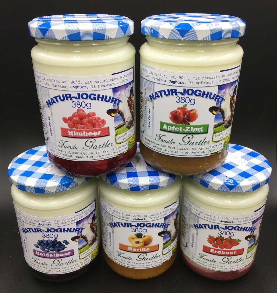 Frucht-Joghurt